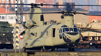 14-08161 - Boeing CH-47F Chinook - United States - US Army