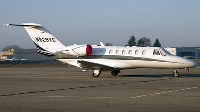 N929VC - Cessna 525A CitationJet 2 - Private