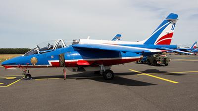 E68 - Dassault-Breguet-Dornier Alpha Jet E - France - Air Force