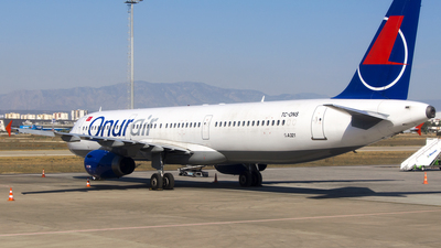 A picture of TCONS - Airbus A321131 - Onur Air - © Stefan Alexandru