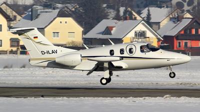 D-ILAV - Eclipse Aviation Eclipse 550 - Private