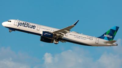 A picture of N942JB - Airbus A321231 - JetBlue Airways - © William Vignes