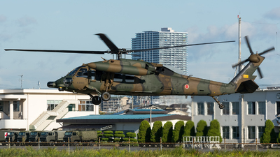 43105 - Mitsubishi UH-60J - Japan - Ground Self Defence Force (JGSDF)