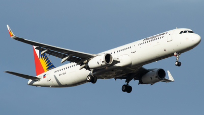 A picture of RPC9914 - Airbus A321231 - Philippine Airlines - © Gerard Belvis