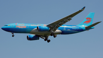 A picture of B8981 - Airbus A330243 - Capital Airlines - © Predic. LXY!