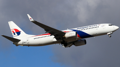 A picture of 9MMXG - Boeing 7378H6 - Malaysia Airlines - © Robbie Mathieson