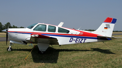 A picture of DEIZT - Beech F33A Bonanza - [CE1095] - © Daniel Schwinn