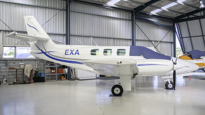 ZK-EXA - Cessna T303 Crusader - Private