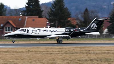 OE-GLY - Bombardier Learjet 75 - Avcon Jet