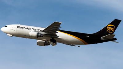 N148UP - Airbus A300F4-622R - United Parcel Service (UPS)