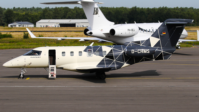 D-CHMS - Pilatus PC-24 - Platoon Aviation