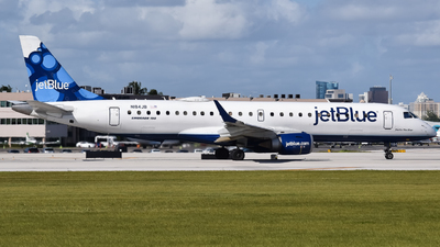 N184JB - Embraer 190-100IGW - jetBlue Airways