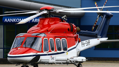 A picture of PHSHP - AgustaWestland AW139 - CHC Helicopters Netherlands - © C. v. Grinsven