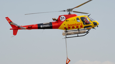 A picture of ECNFY - Eurocopter AS350 Ecureuil - [] - © Trànsit aeri de Catalunya