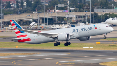 A picture of N840AN - Boeing 7879 Dreamliner - American Airlines - © Mark B Imagery