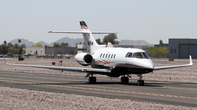 N159M - Hawker Beechcraft 900XP - Private
