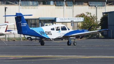 A picture of VHOXG - Piper PA44180 Seminole - [4496377] - © George Canciani