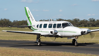 A picture of VHHJE - Piper PA31350 - [317852074] - © Jayden Laing