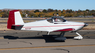 N313P - Vans RV-7A - Private