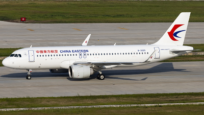 A picture of B30DS - Airbus A320251N - China Eastern Airlines - © Feijikaide