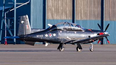 NZ1402 - Raytheon T-6C Texan II - New Zealand - Royal New Zealand Air Force (RNZAF)