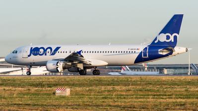 F-GKXH - Airbus A320-214 - Joon