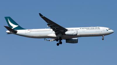 B-LAK - Airbus A330-343 - Cathay Pacific Airways