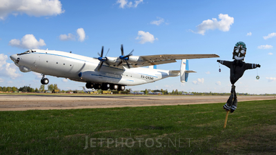 RA-09341 - Antonov An-22A - Russia - Air Force