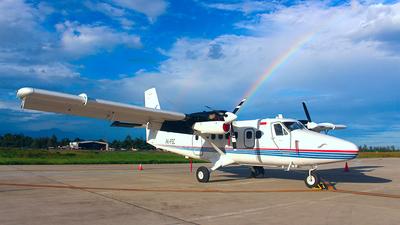 PK-FSC - De Havilland Canada DHC-6-300 Twin Otter - Spirit Avia Sentosa