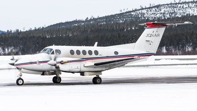 SE-LTL - Beechcraft 200 Super King Air - Jonair