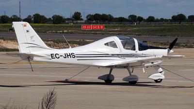 EC-JHS - Tecnam P2002JF Sierra - Flybyschool