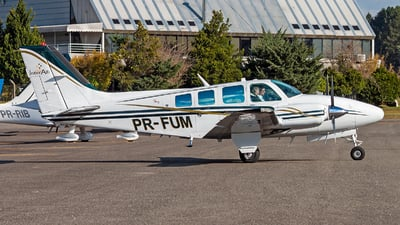 PR-FUM - Beechcraft 58 Baron - Private
