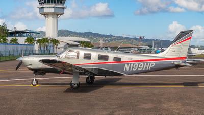 N199HP - Piper PA-32R-301 Saratoga II HP - Private