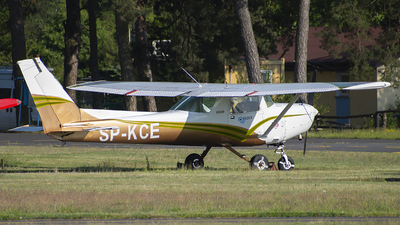 SP-KCE - Cessna 152 - Private