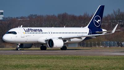 D-AIJC - Airbus A320-271N - Lufthansa