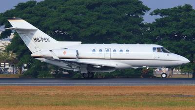 A picture of HSPEK - Hawker 850XP - [258830] - © kittidej sanguantongkam