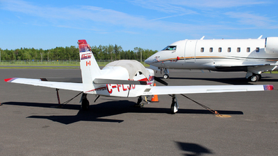 C-FLJD - Glasair Aviation Glasair I RG - Private
