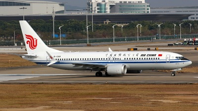 B-1399 - Boeing 737-8 MAX - Air China