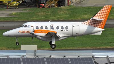 HK-4350 - British Aerospace Jetstream 32EP - SARPA - Servicios Aereos Panamericanos