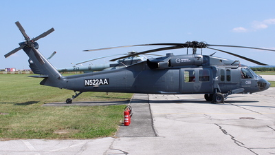 N522AA - Sikorsky UH-60A Blackhawk - Private