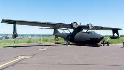N324FA - Consolidated PBY-6A Catalina - Commemorative Air Force