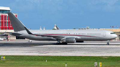 N495AX - Boeing 767-316(ER) - Omni Air International (OAI)