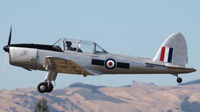 N861WP - De Havilland Canada DHC-1 Chipmunk 22 - Private