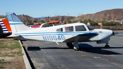 A picture of N1964G -  - [] - © Jeremy D. Dando