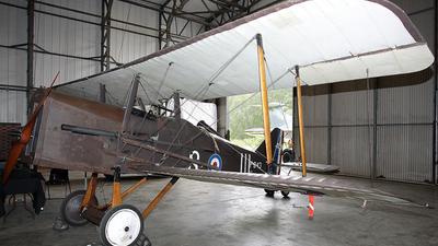G-BKTD - Royal Aircraft Factory S.E.5a - Private