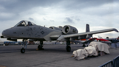 75-0293 - Fairchild A-10A Thunderbolt II - United States - US Air Force (USAF)