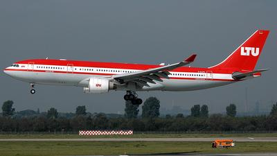 D-ALPE - Airbus A330-223 - LTU