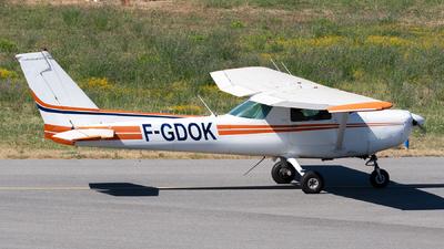 F-GDOK - Reims-Cessna F152 - Private