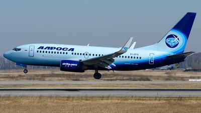 EI-GFR - Boeing 737-7CT - Alrosa Airlines