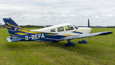 G-BEFA - Piper PA-28-151 Cherokee Warrior - Private